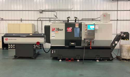 Haas ST 30 SSY