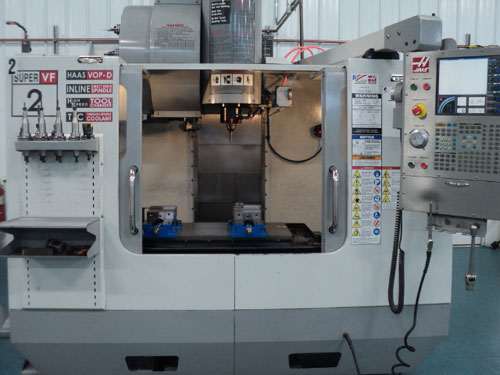 Haas VF 288 Vertical Mill